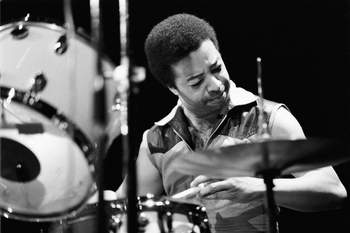 Tony Williams in Action. © Getty Images