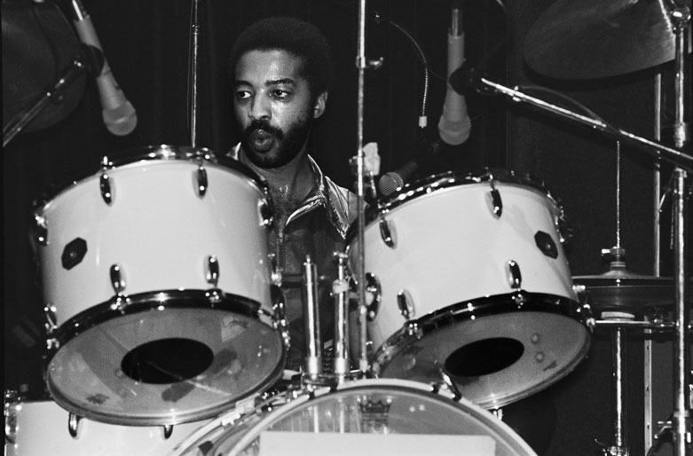 Jazz-Drummer Tony Williams © Getty Images