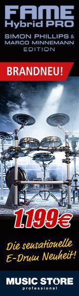 Fame Hypride Pro Schlagzeug - Musicstore