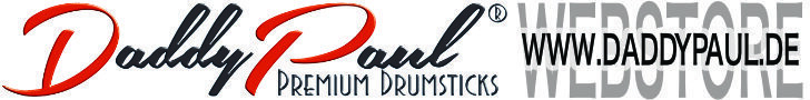 Daddy Paul Drumsticks