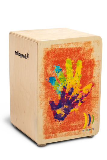 Schlagwerk CP402 Cajon-High-Five