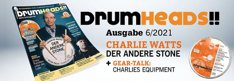 DrumHeads 6/21